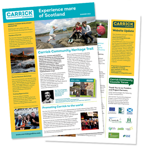 Carrick Ayrshire Newsletter